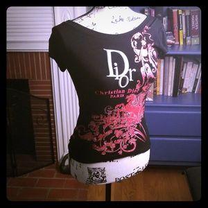 Christian Dior Paris T-Shirt